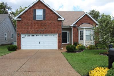 Spring Hill  Single Family Home For Sale: 1042 Golf View Way