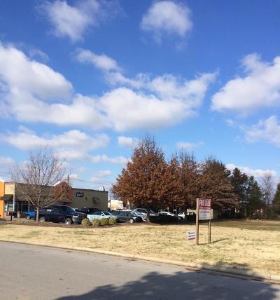 Murfreesboro Commercial For Sale: 2624 Cason Square Blvd