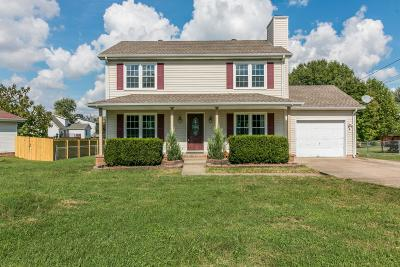 Single Family Home Sold: 803 Chancery Ln