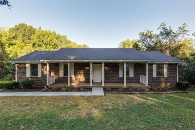 Old Hickory Single Family Home For Sale: 213 April Dr