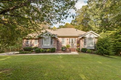 Robertson County Single Family Home Under Contract - Showing: 1001 Red Oak Dr
