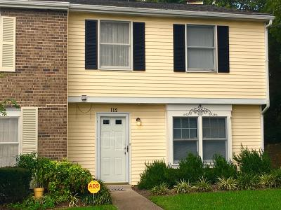 Davidson County Condo/Townhouse Under Contract - Showing: 112 Lake Forest Ct #112