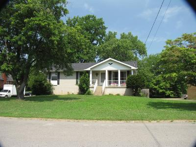 Hermitage Single Family Home For Sale: 520 Columbus Drive