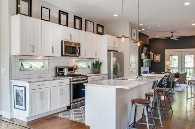 East Nashville Single Family Home Under Contract - Showing: 419 Avondale Drive