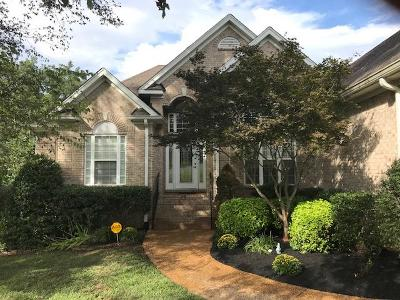 Mount Juliet Single Family Home For Sale: 301 Windhaven Bay
