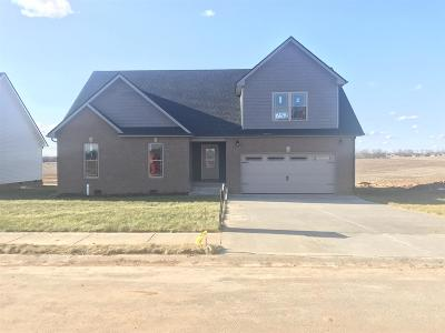 Single Family Home Under Contract - Showing: 752 Autumnwood Farms