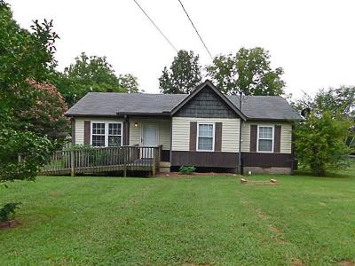 Smyrna Single Family Home For Sale: 315 Eton Rd
