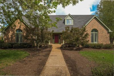 Franklin Single Family Home Under Contract - Showing: 255 Pebble Glen Dr