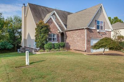Spring Hill Single Family Home For Sale: 1439 Bern Dr