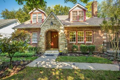 Nashville Single Family Home For Sale: 4120 Aberdeen Rd
