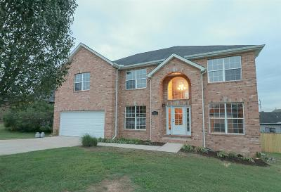 Lavergne Single Family Home Under Contract - Showing: 1821 Rory Cv