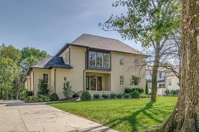 Nashville Single Family Home For Sale: 4226 Wallace Lane