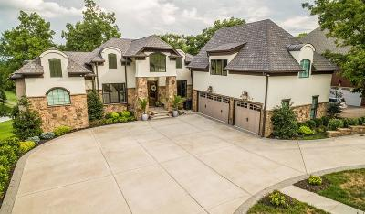 Hendersonville Single Family Home For Sale: 129 Spy Glass Way