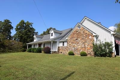 Christian County Single Family Home Under Contract - Showing: 670 Rooster Run Rd.