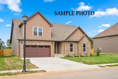 Single Family Home For Sale: 751 Autumnwood Farms
