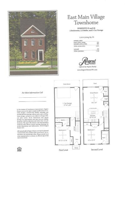 Murfreesboro Single Family Home For Sale: 1213 Frisco Street
