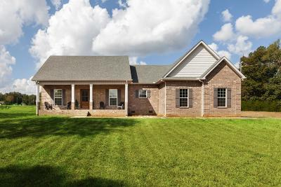 Shelbyville Single Family Home For Sale: 671 El Bethel Rd