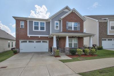 Hermitage Single Family Home For Sale: 2057 Hickory Brook Dr