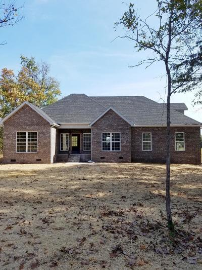 Eagleville Single Family Home Under Contract - Not Showing: 262 Beasley Rd