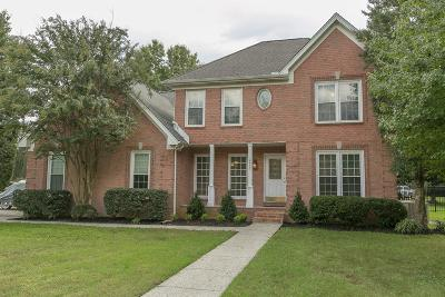 Single Family Home Under Contract - Not Showing: 2921 Palace Pl