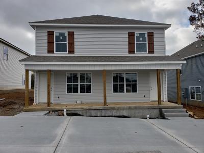 Wilson County Single Family Home For Sale: 1240 A Bluebird Rd
