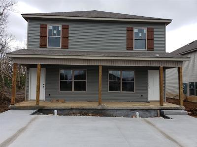 Wilson County Single Family Home For Sale: 1240 B Bluebird Rd