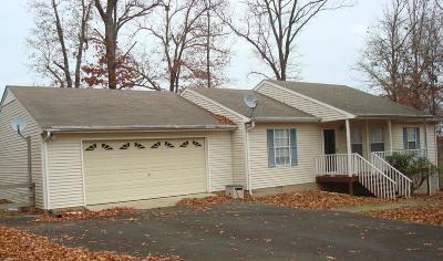 Dickson TN Single Family Home For Sale: $189,900