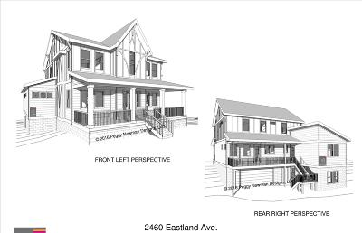 East Nashville Single Family Home Under Contract - Showing: 2460 Eastland Ave