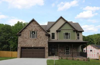 Clarksville Single Family Home For Sale: 9 Sango Mills