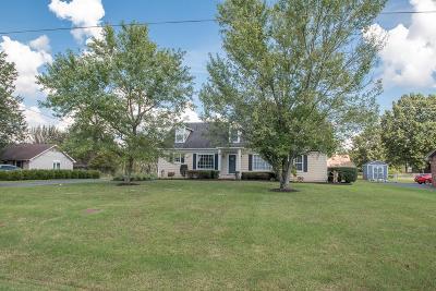 Smyrna Single Family Home For Sale: 118 Tarrytown Drive