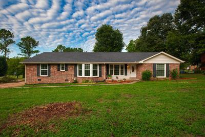 Columbia Single Family Home For Sale: 205 Osage Trl