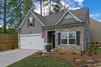 Smyrna Single Family Home For Sale: 66 Snapdragon Drive- Lot 117