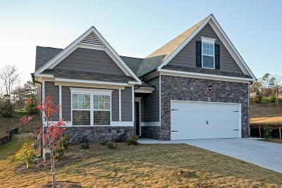 Smyrna Single Family Home For Sale: 63 Snapdragon Drive- Lot 97