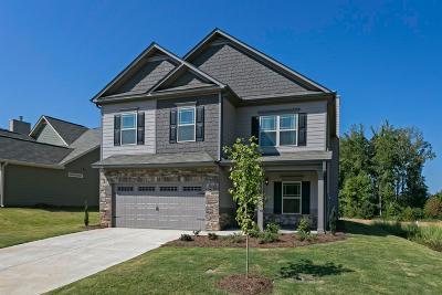 Smyrna Single Family Home For Sale: 62 Snapdragon Drive- Lot 94