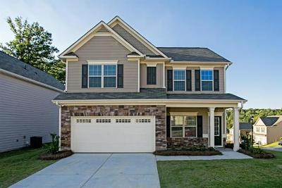 Smyrna Single Family Home For Sale: 61 Snapdragon Drive- Lot 93