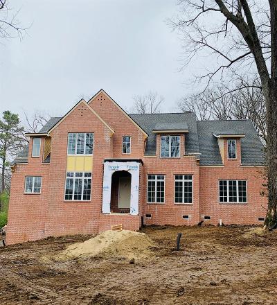 Nashville Single Family Home For Sale: 4418 Wayland Dr