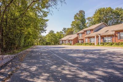 Thompsons Station  Condo/Townhouse Under Contract - Not Showing: 1309 Cashmere Drive