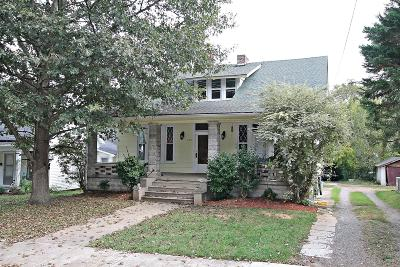Springfield Multi Family Home Under Contract - Showing: 212 N Oak St