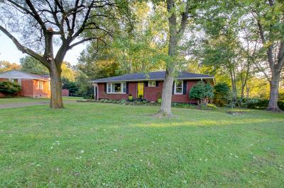 Christian County, Ky, Todd County, Ky, Montgomery County Single Family Home Under Contract - Showing: 111 Rebecca Ln