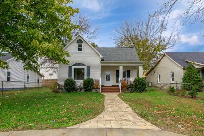 Nashville Single Family Home For Sale: 5408 A Pennsylvania Ave