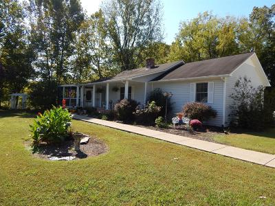 Dover Single Family Home For Sale: 119 The Trace