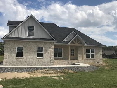 Shelbyville Single Family Home For Sale: 312 Honeysuckle Ln
