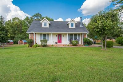 Robertson County Single Family Home For Sale: 3701 Curtiswood Ln E