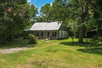 Bon Aqua Single Family Home For Sale: 1455 Abiff Rd