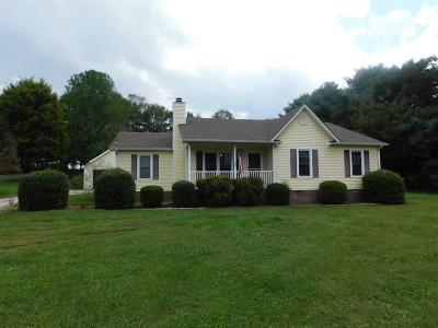 Columbia Single Family Home For Sale: 2495 Zion Road