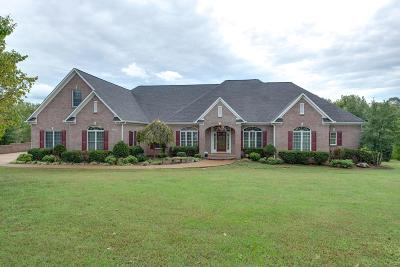 Maury County Single Family Home Under Contract - Not Showing