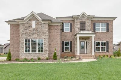 Murfreesboro Single Family Home Under Contract - Showing: 824 Stone Mill Cir