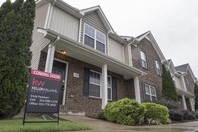Spring Hill Condo/Townhouse Under Contract - Not Showing: 3008 Dena Ln