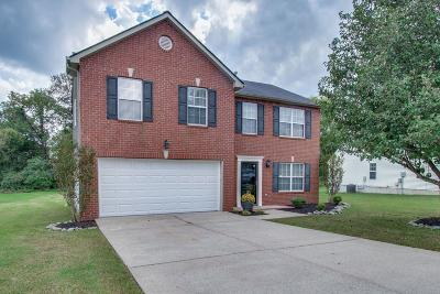 Mount Juliet Single Family Home For Sale: 5036 Timber Trail