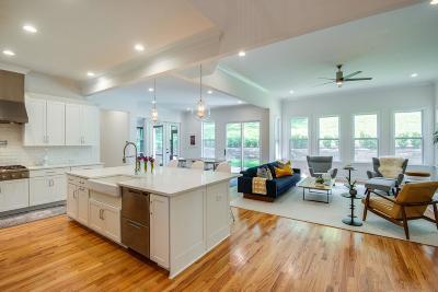 Brentwood Single Family Home For Sale: 809 Singleton Ln